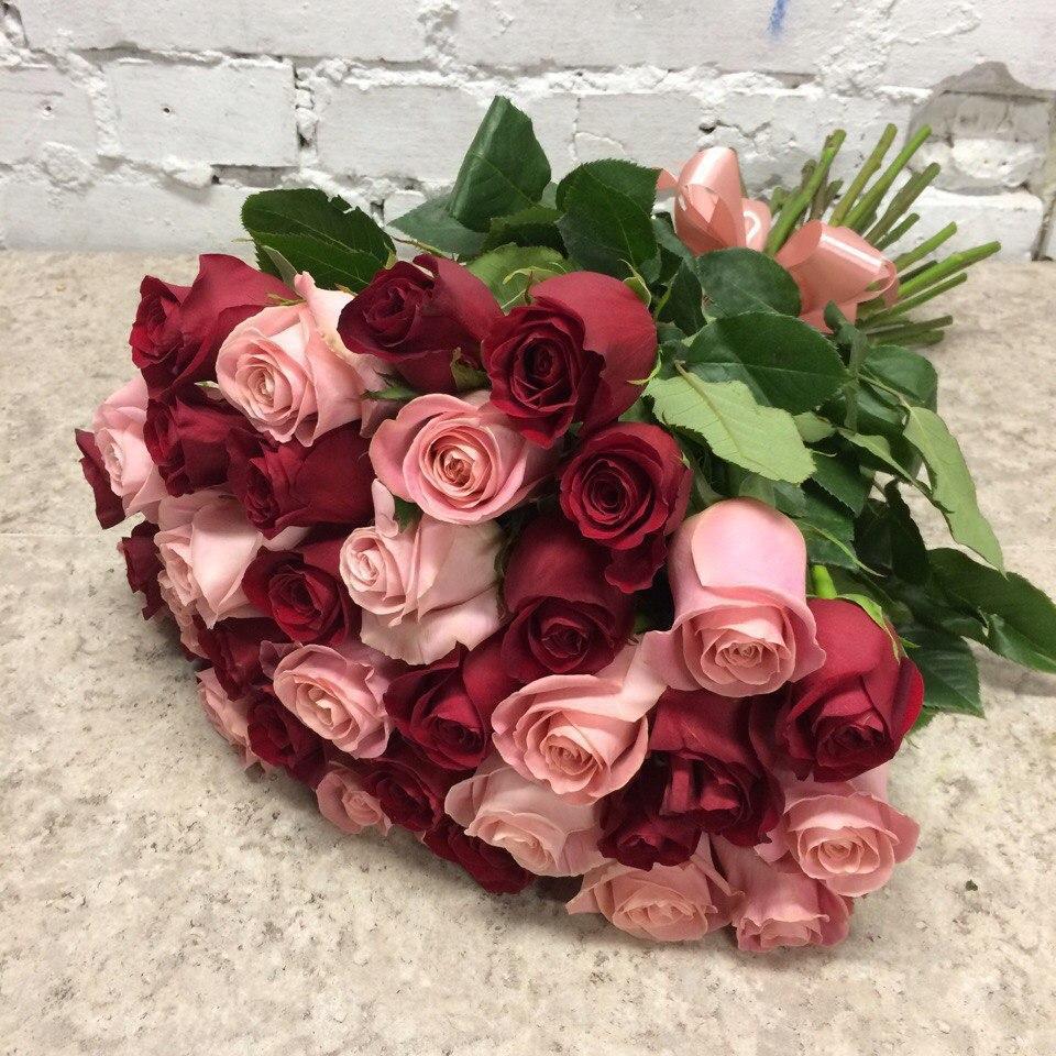 букеты из роз двух цветов смотреть фото что, что